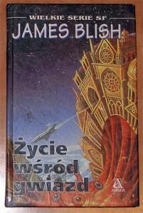Okładka książki Życie wśród gwiazd