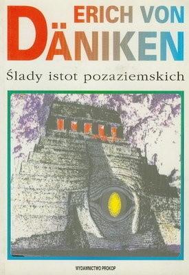 Okładka książki Ślady istot pozaziemskich