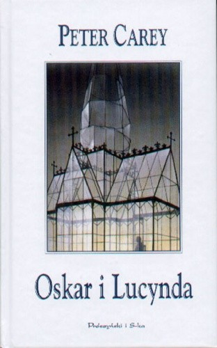 Okładka książki Oskar i Lucynda