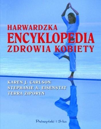 Okładka książki Harwardzka encyklopedia zdrowia kobiety