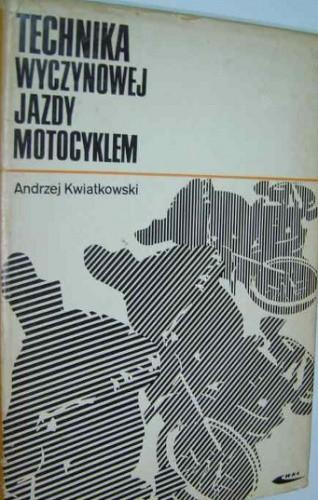 Okładka książki Technika wyczynowej jazdy motocyklem