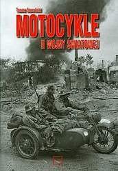 Okładka książki Motocykle II wojny Światowej