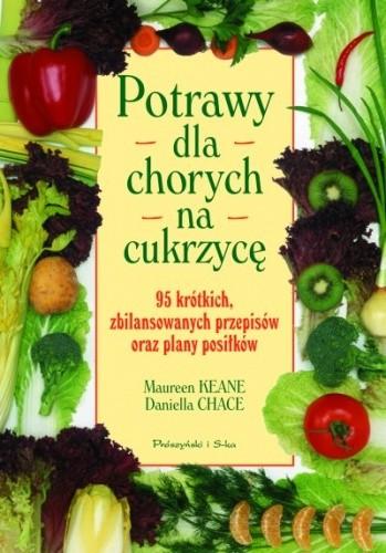 Okładka książki Potrawy dla chorych na cukrzycę