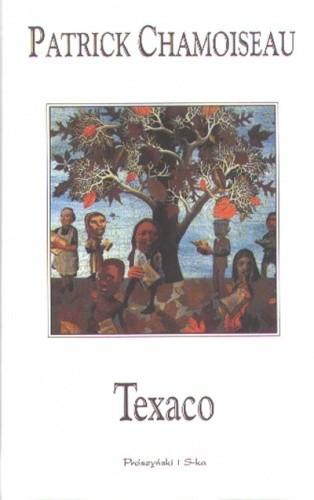 Okładka książki Texaco