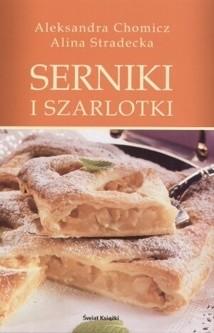 Okładka książki Serniki i szarlotki