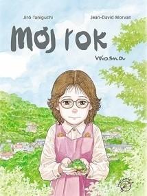 Okładka książki Mój rok. Wiosna