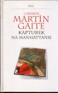 Okładka książki Kapturek na Manhattanie