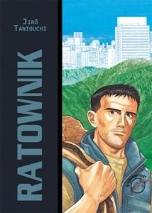 Okładka książki Ratownik