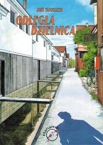 Okładka książki Odległa dzielnica