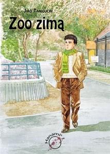 Okładka książki Zoo zimą