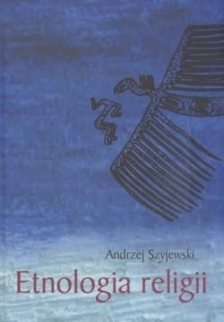 Okładka książki Etnologia religii
