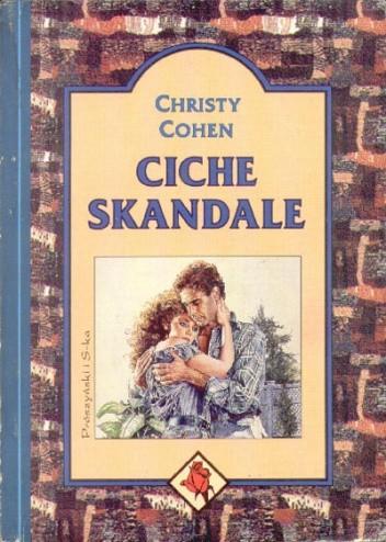 Okładka książki Ciche skandale