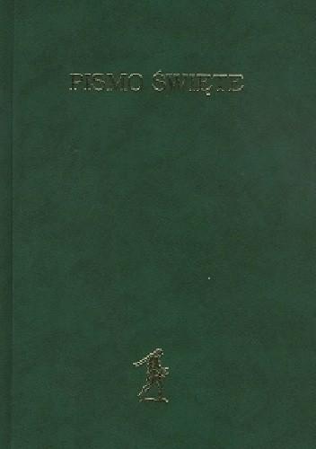 Okładka książki Biblia Warszawska. Biblia to jest Pismo Święte Starego i Nowego Testamentu
