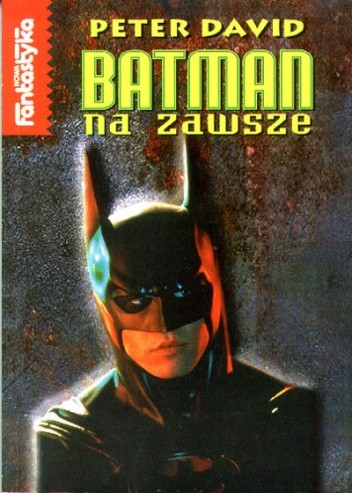 Okładka książki Batman na zawsze