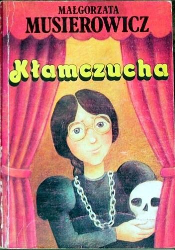 Okładka książki Kłamczucha