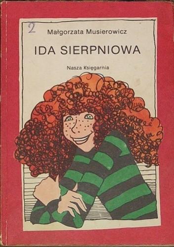 Okładka książki Ida sierpniowa