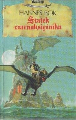 Okładka książki Statek Czarnoksiężnika