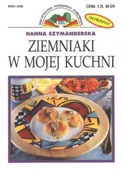 Okładka książki Ziemniaki w mojej kuchni