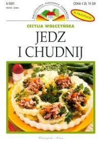 Okładka książki Jedz i chudnij