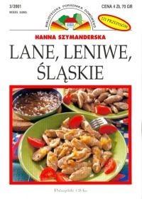 Okładka książki Lane, leniwe, śląskie