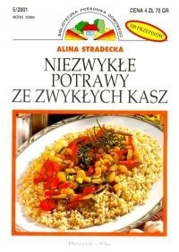 Okładka książki Niezwykłe potrawy ze zwykłych kasz