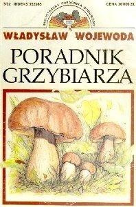 Okładka książki Poradnik grzybiarza