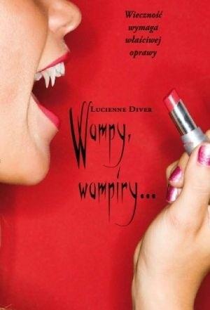 Okładka książki Wampy, wampiry...