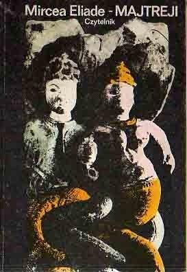 Okładka książki Majtreji