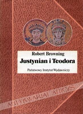 Okładka książki Justynian i Teodora