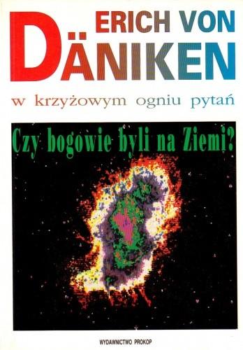 Okładka książki W krzyżowym ogniu pytań