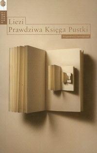 Okładka książki Liezi. Prawdziwa Księga Pustki. Przypowieści taoistyczne