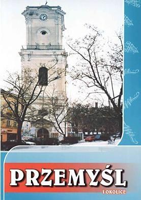 Okładka książki Przemyśl i okolice