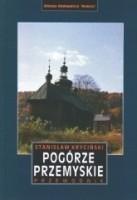 Okładka książki Pogórze przemyskie. Przewodnik