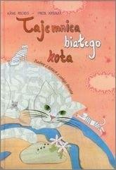 Okładka książki Tajemnica białego kota. Baśnie o kotach z całego świata.