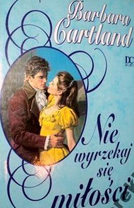 Okładka książki Nie wyrzekaj się miłości
