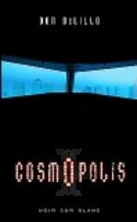 Okładka książki Cosmopolis