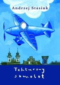 Okładka książki Tekturowy samolot