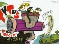 Okładka książki Tytus, Romek i A'Tomek. Księga X. Ochrona przyrody