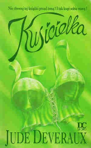 Okładka książki Kusicielka