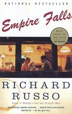 Okładka książki Empire Falls