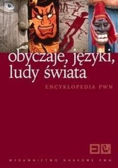 Okładka książki Obyczaje, języki, ludy świata