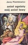 Okładka książki Anioł ognisty, mój anioł lewy