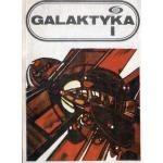 Okładka książki Galaktyka I. Radziecka fantastyka naukowa