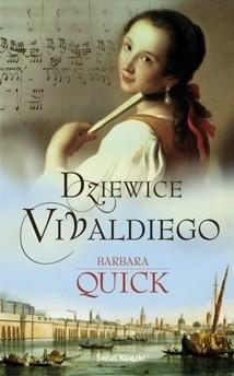 Okładka książki Dziewice Vivaldiego