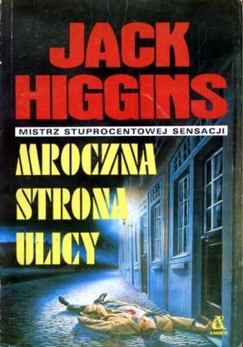 Okładka książki Mroczna strona ulicy