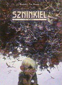 Okładka książki Szninkiel: 1. Misja