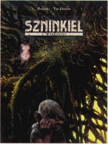 Okładka książki Szninkiel: 2. Wybraniec