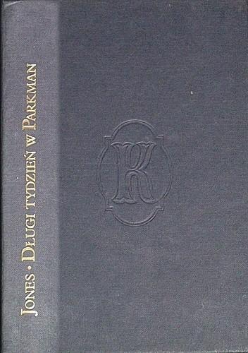 Okładka książki Długi tydzień w Parkman