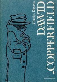 Okładka książki Dawid Copperfield t. I