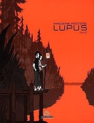 Okładka książki Lupus tom 2